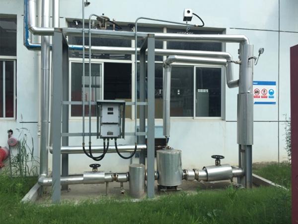 宝钢股份—高温冷凝水二次蒸汽回收节能方案